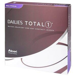 Eye care, dailies total1 multifocal contact lenses in Austin, TX